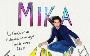 Mika, Mika untermalt mit Live Your Life den neuen SanMiguel-Spot