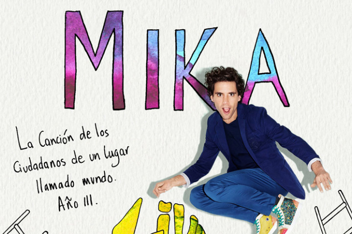 Mika 2013 live your life