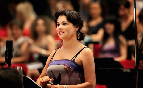 Anna Netrebko, Das neue Album 'Verdi' von Anna Netrebko erscheint im August 2013