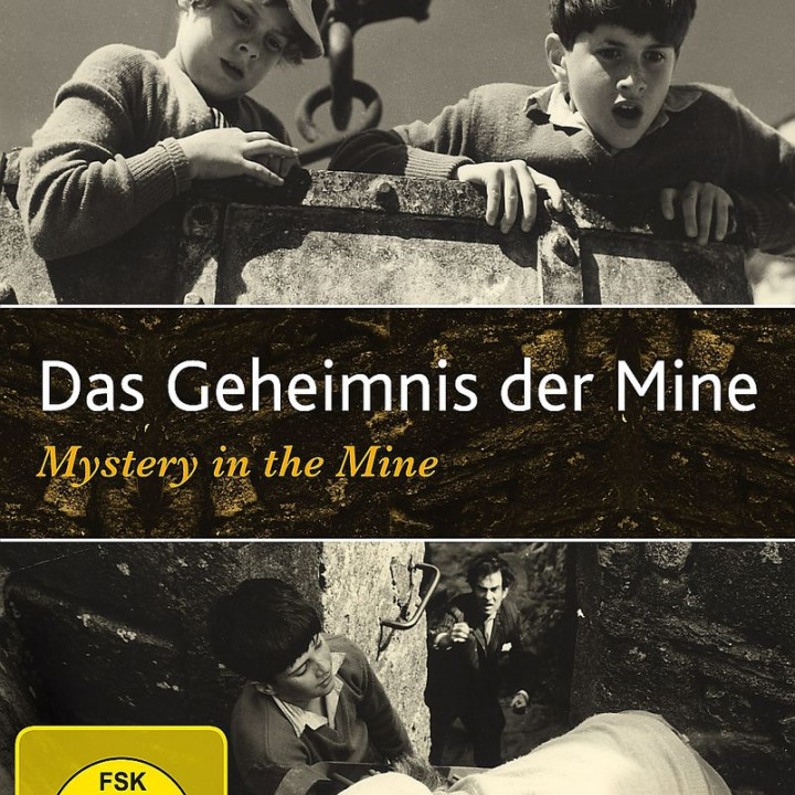 Das Geheimnis der Mine (Mystery in t. mine, 1959): Children's Film Foundation Collection,The