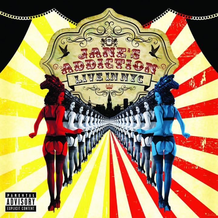 Live In NYC: Jane's Addiction