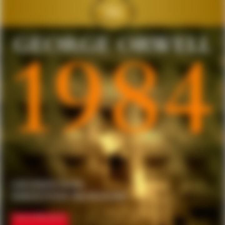 George Orwell: 1984 (mp3): Rudolph,Sebastian