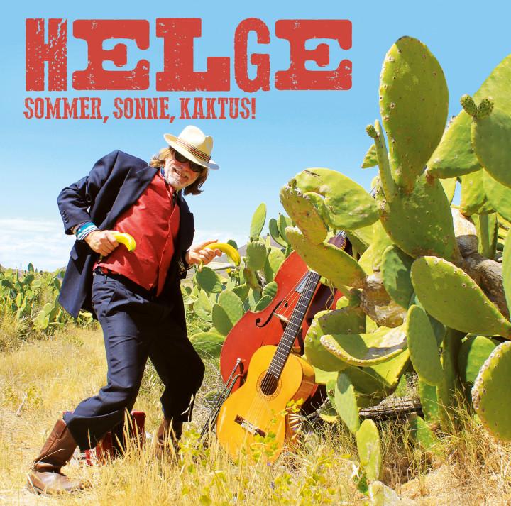 Sommer, Sonne, Kaktus Cover