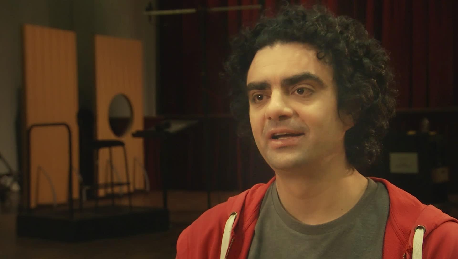 Rolando Villazón, Così fan tutte - Webisode 4