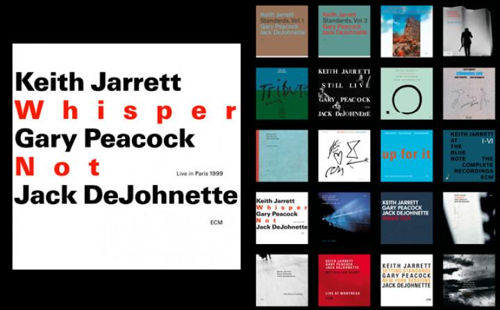 Keith Jarrett Trio, Whisper Not