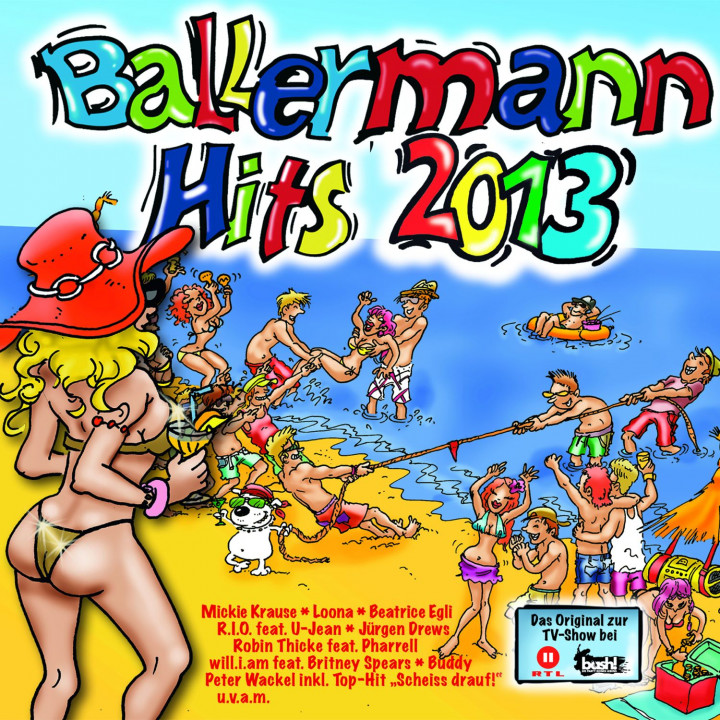 Ballermann Hits 2013