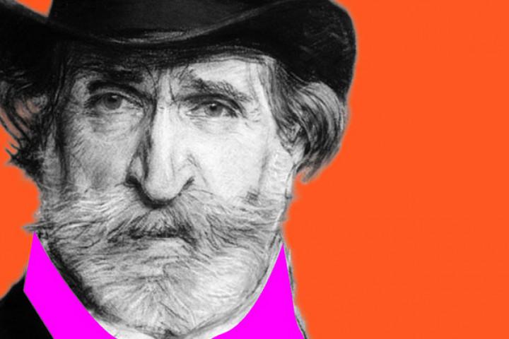 Covergrafik - Die großen Verdi-Interpreten (Arte Edition)