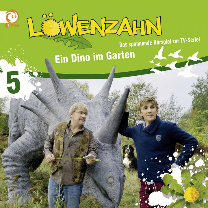 05: Ein Dino im Garten: Löwenzahn