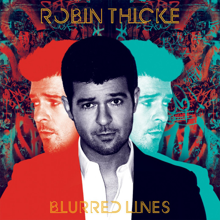 "Robin Thicke ""Blurred Lines"""