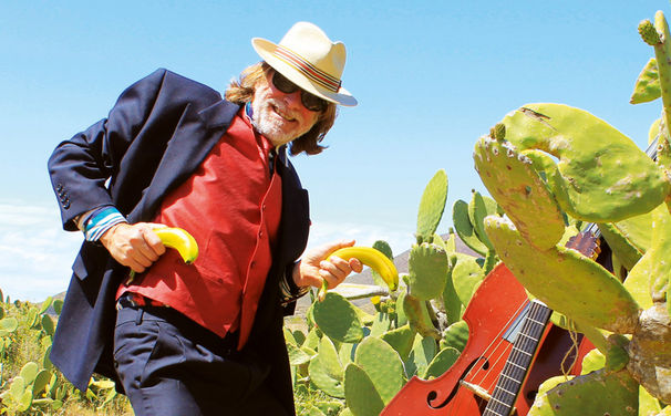 Helge Schneider, Sommer, Sonne, Kaktus!: Helge Schneider veröffentlicht ein neues Musikalbum