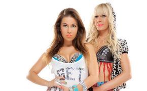 Clea & Kim, Clea & Kim haben ihre Single Balkan Bachata veröffentlicht