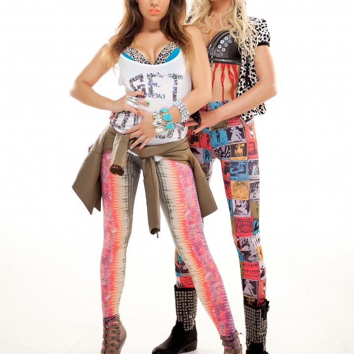 Clea & Kim Pressefotos