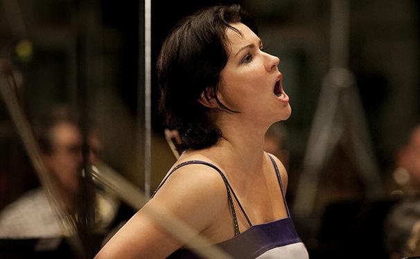 Anna Netrebko, Opern-Ereignis: Anna Netrebko live auf dem Roten Platz