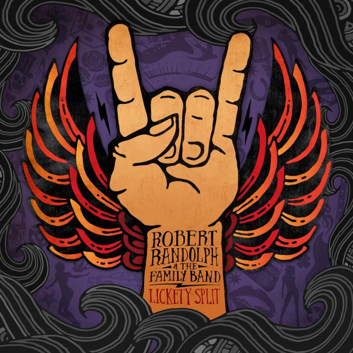 Robert Randolph & The Family Band, Lickety Split