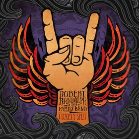 Robert Randolph & The Family Band, Lickety Split, 05099998408023