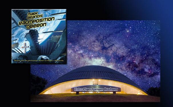 Mark Brandis, Mark Brandis im Planetarium Bochum