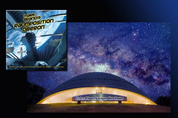 Mark Brandis - Raumposition Oberon im Planetarium