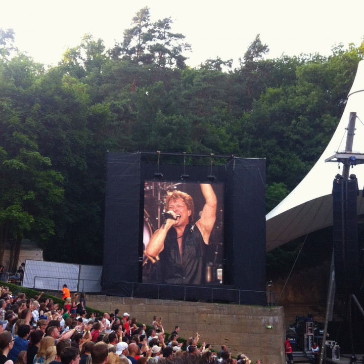 Jon Bon Jovi Live in Berlin 2013