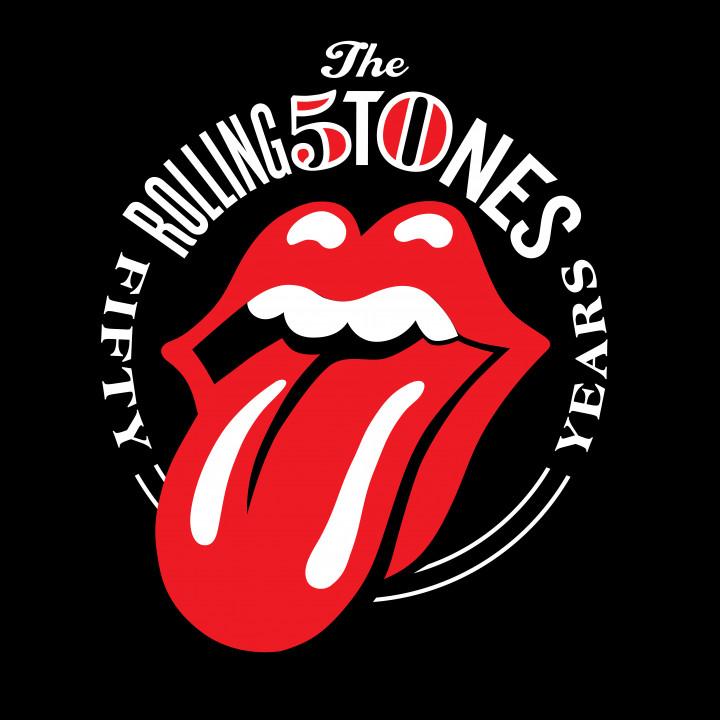 Rolling Stones Logo 50th
