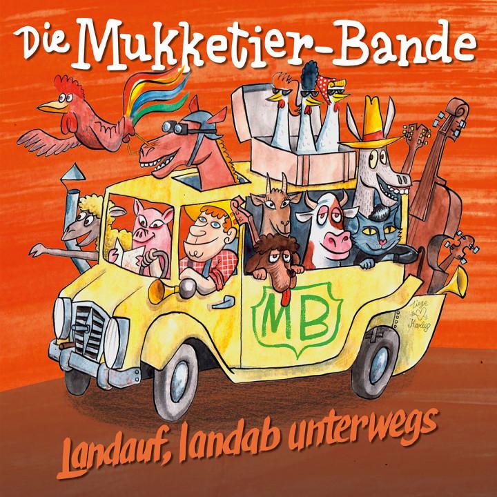 Landauf, landab unterwegs: Mukketier-Bande, Die