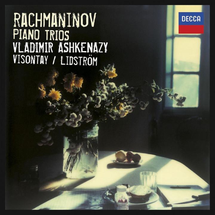 Rachmaninow: Klaviertrios: Ashkenazy,V./Visontay,Z./Lidström,M.