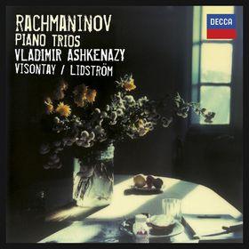 Vladimir Ashkenazy, Rachmaninoff: Klaviertrios, 00028947853466
