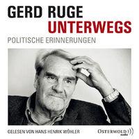 Gerd Ruge, Unterwegs