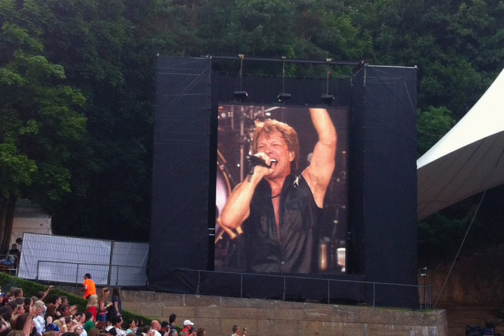 Bon Jovi Live Berlin 2013