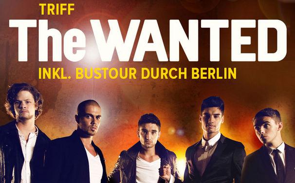 The Wanted, Trefft The Wanted: Gewinnt ein Meet & Greet mit den fünf Jungs