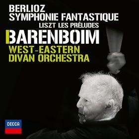 Daniel Barenboim, Berlioz: Symphonie fantastique, Liszt: Les Préludes, 00028947853503