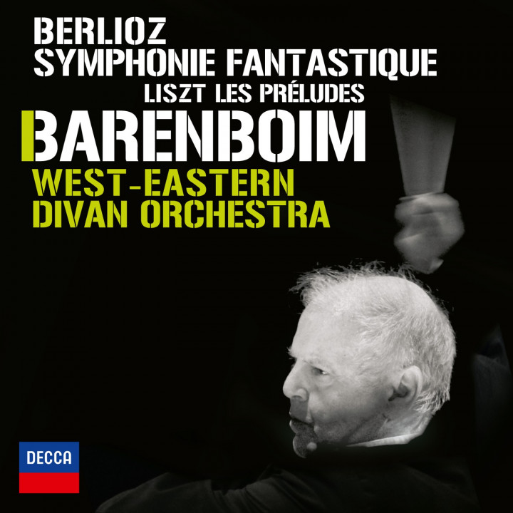 Barenboim -Berlioz, Symphonie Fantastique