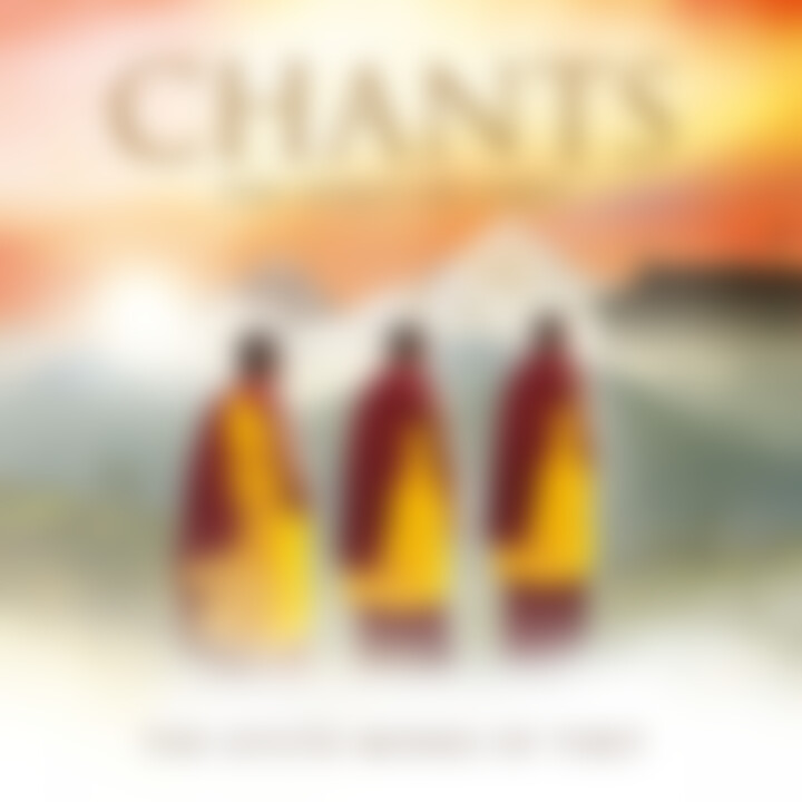 Chants-The Spirit Of Tibet: Gyuto Monks Of Tibet,The