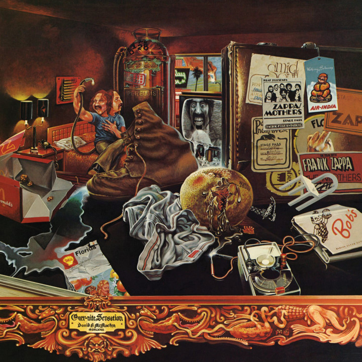 Over Nite Sensation - Frank Zappa