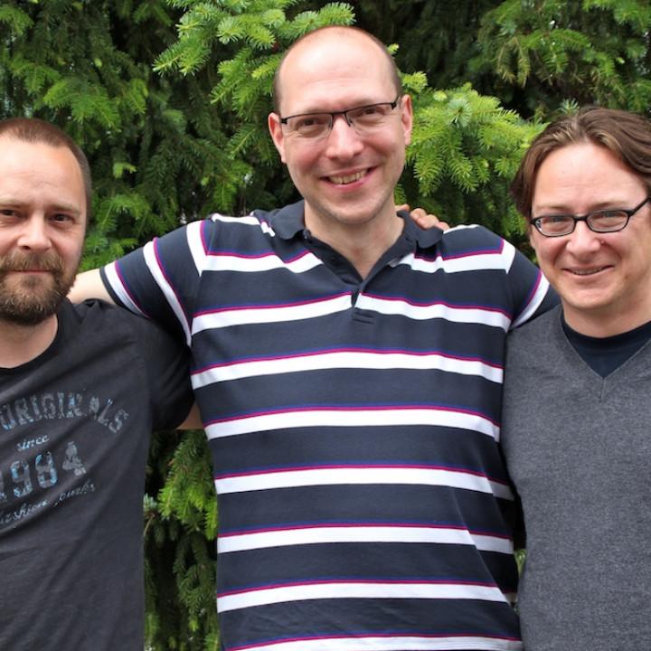 David Nathan – Lars Peter Lueg – Simon Jäger