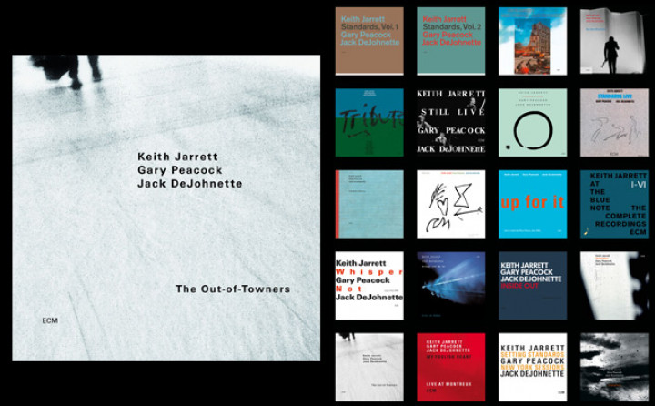 Keith Jarrett Trio, 'The Out-Of-Towners'
