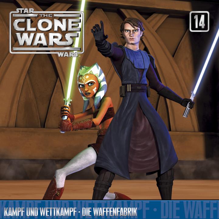 The Clone Wars -14: Kampf und Wettkampf / Die Waffenfabrik