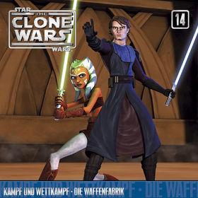 The Clone Wars, 14: Kampf und Wettkampf / Die Waffenfabrik, 00602537163649