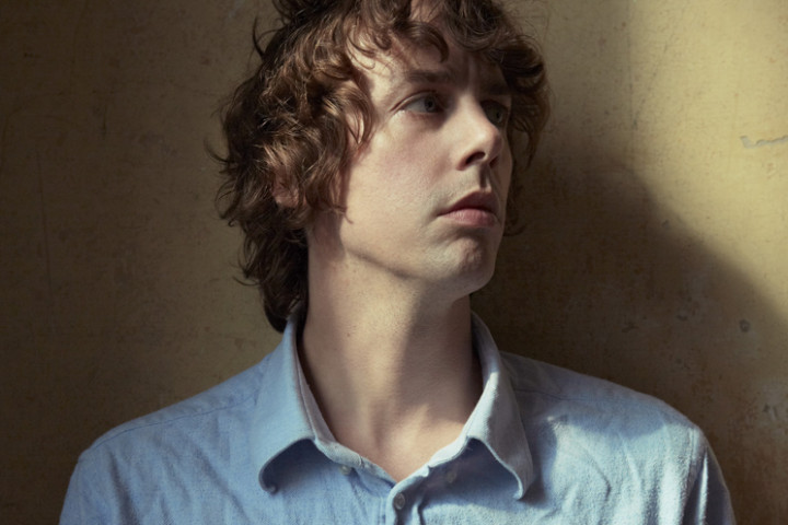 Johnny Borrell 2013