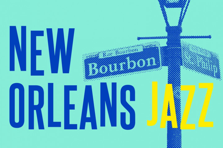 Verve 50 New Orleans Jazz Cover