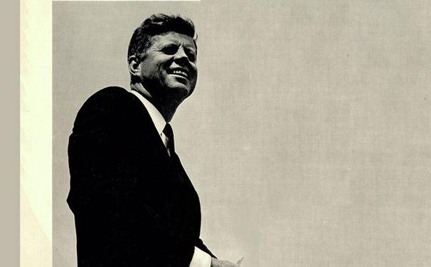 50 Jahre Kennedy in Berlin: Deutsche Grammophon verlost historische Aufnahme