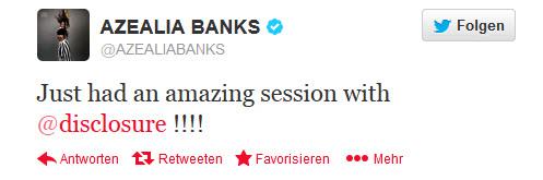 Azealia Banks Twitter