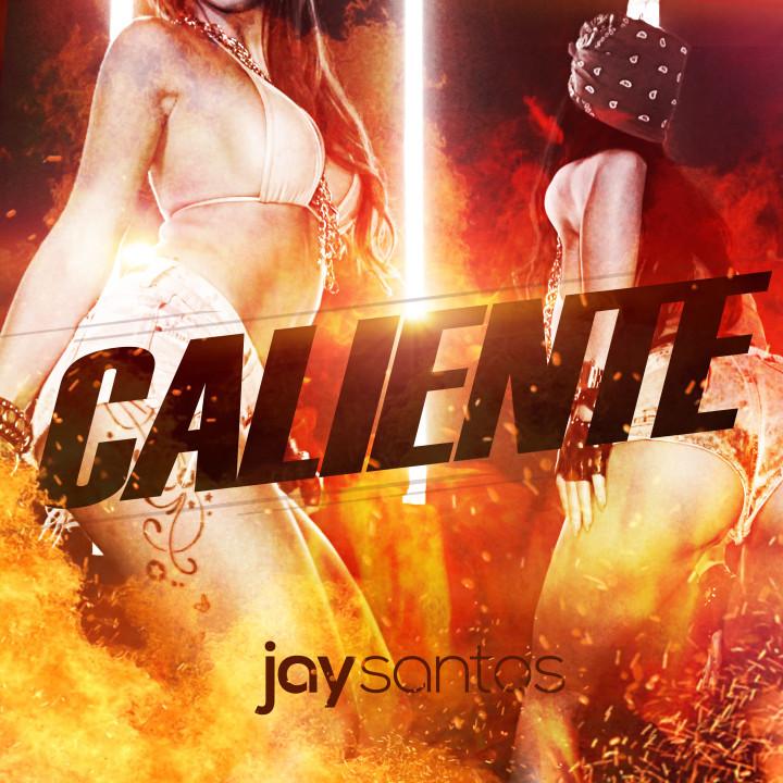 Jay Santos Caliente Cover