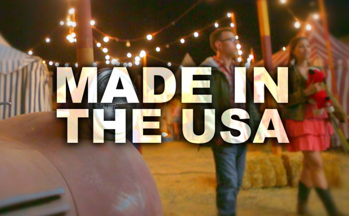 Made In The USA (Lyric Video)