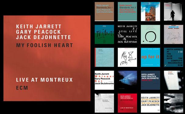 Keith Jarrett, Die große Serie zum Jubiläum: Folge Nr. 15 - 'My Foolish Heart'