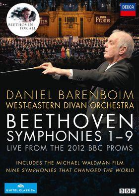 Daniel Barenboim, Beethoven: Sinfonien 1-9, 00044007438176
