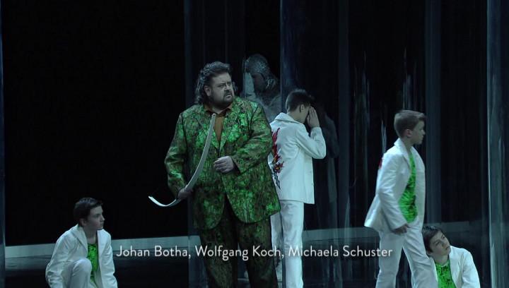 Richard Wagners Parsifal von den Salzburger Osterfestspielen 2013