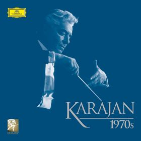 Herbert von Karajan, Karajan - 1970s, 00028947915775