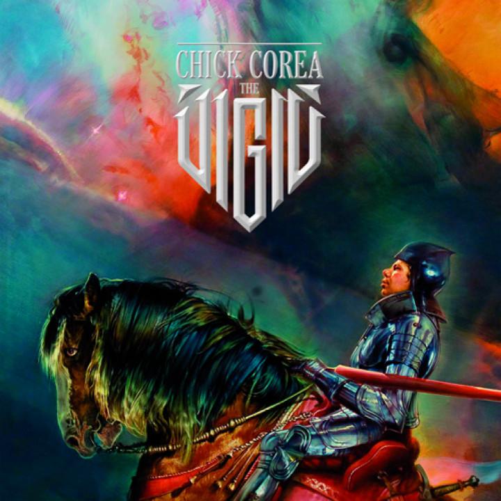 Chick Corea - The Vigil - Cover 2013