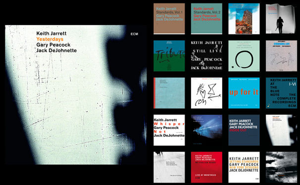 Keith Jarrett, Die große Serie zum Jubiläum: Folge Nr. 16 - 'Yesterdays'