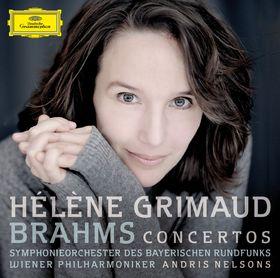 Hélène Grimaud, Brahms: Klavierkonzerte Nr. 1 und Nr. 2, 00028947910589